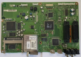 A3 - MAINBOARD 3139 123 62611 wk647.3 PHILIPS MAIN BOARD