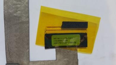 CAVO FLAT LCD DISPLAY PER MSI U100 PLUS K19-3030028-H39 N011X