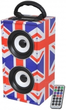 ALTOPARLANTE LTC PORTATILE 12W LONDON 10-7091 FREESOUND-UK
