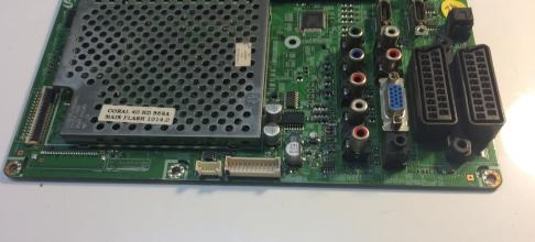 A21EG -MAINBOARD MAIN BOARD SCHEDA MADRE BN41-00980C BN94-02169 SAMSUNG LE40A455C1D LE40A455