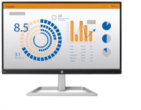 Monitor HP N220 da 21,5 pollici - Panoramica