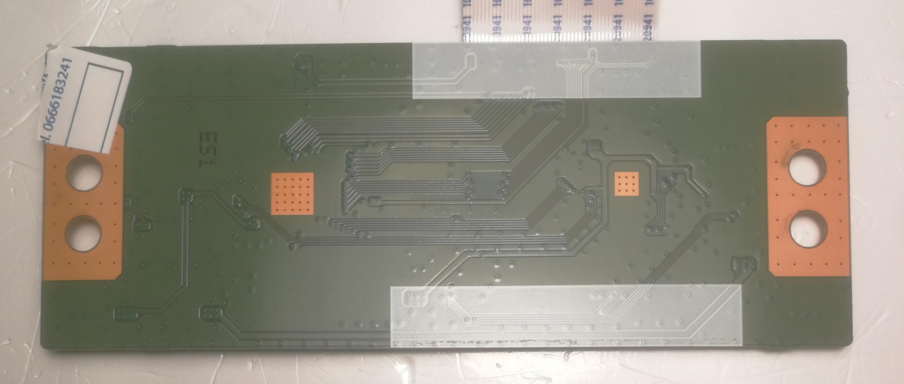 T-CON BOARD PANASONIC TX-32AW304 6870C-0442B USATO ITALIA