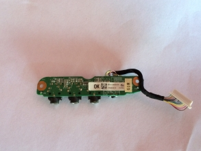 BASETTA SCHEDA AUDIO BOARD HP DV6520EL DAOAT3AB8D0