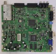 A3S - MAINBOARD YT08-37E2-000G LC370WX1 HANSPREE 37LCD 071-13368-R0100 VER.B F106A0053 REV. B0080Y 1061JR0100 MAIN BOARD