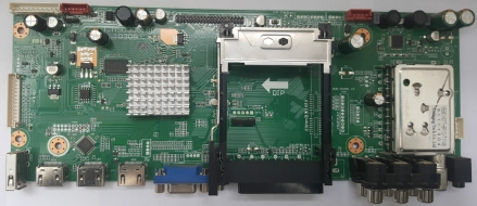 "A3 - MAINBOARD SCHEDA MADRE T.MSD306.8B10305 26"" LCD TV LTW26X96 UNITED MAIN BOARD"