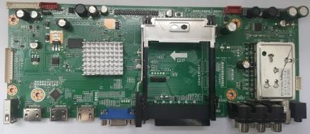 "A3 - MAINBOARD SCHEDA MADRE T.MSD306.8B10305 26"" LCD TV LTW26X96 UNITED USATO"