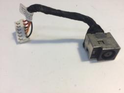 CONNETTORE ALIMENTAZIONE DC POWER JACK 50.4H515.001 HP Compaq Presario CQ60 CQ70