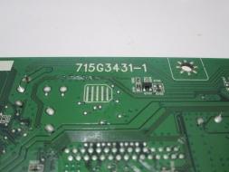 D1 - MAINBOARD SCHEDA MADRE TOSHIBA 32AV615DG 715G3431-1 USATO