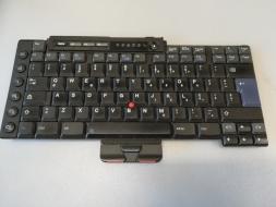 TASTIERA IBM A30 TYPE 2653 02K5939 VC89 USATO