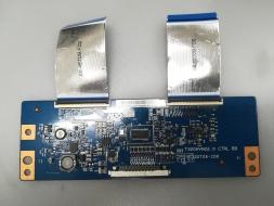 A6CG T-CON T320HVN02.0 CTRL BD 32T26-C00 SAMSUNG UE32EH5000W UE32ES5500 USATO