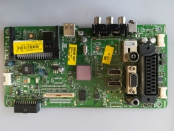 A6CG - MAINBOARD MAIN BOARD SCHEDA MADRE 17MB62-2.6 TELEFUNKEN TE32883N17HD-LED