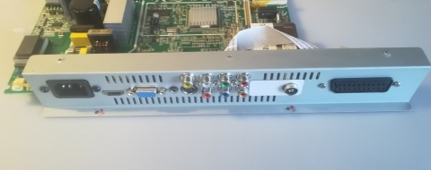 A3 - MAINBOARD SCHEDA MADRE MSDV2201-ZC01-02 303C2201075 MAIN BOARD