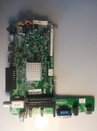 A21 MAIN BOARD MOTHERBOARD SCHEDA MADRE CV9202H-DPW 1.80.63.00223 MYTV TLHG32 USATO
