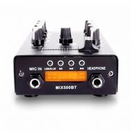 V- Ibiza Sound MIX500BT 2-CHANNEL USB MIXER