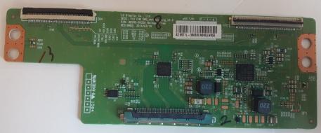 A6 - T-CON 6870C-0532A LG 43LF540V-ZB USATO