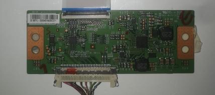 V22 -T-CON TOSHIBA 32E2533D 6870C-0442B 32/37 ROW2.1 USATO
