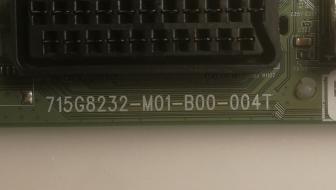A6CGV- MAINBOARD PHILIPS 32PFT4131/12 715G8232-M01-B00-004T 703TQGPL319 USATO