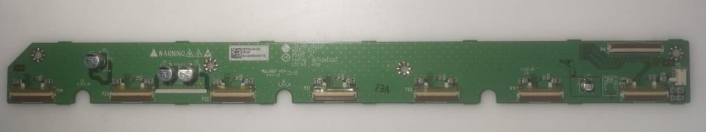 A7 - XL BUFFER BOARD 6870QME012C 6871QLH47E XRLBT LGE PDP 050201 42V7  LG USATO