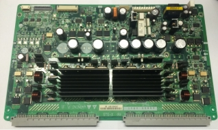 ND60200-0005 ND25001-B012 HITACHI 42PMA500 SCHEDA BOARD X-SUS