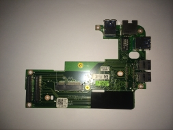 Dell Inspiron 14R N4110 Audio Jack Ethernet USB Board HGYV2 DAV02PI16E1
