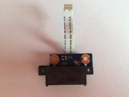 CONNETTORE + BOARD SATA SAMSUNG RV510 DVD  BA92-05997A