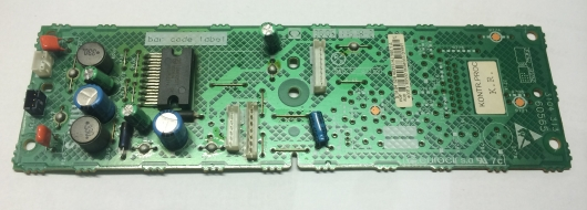 "AUDIO BOARD PER PHILIPS 42PF7520D /10 42"" PLASMA TV 3104 313 60565"