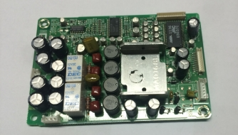 AUDIO BOARD HITACHI 42PMA500E PW1-AUDIO PWB - JA04952-B