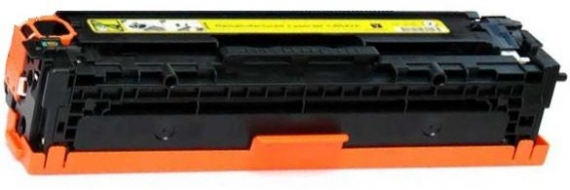 TON-HP312A-Y Toner Compatibile con HP CE312A CANON 729 Yellow