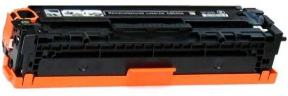 Toner Comp. con HP CE320A Black