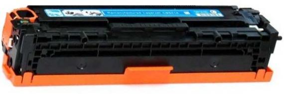 TON-HP54-32-21-C Toner Compatibile con HP CE321A Ciano
