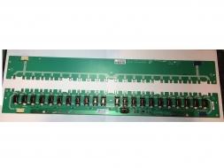 A4 - SAMSUNG INVERTER BOARDS SSB460W22V01 LEFT + RIGHT REV0.1 LE46A656A1FXXL USATO